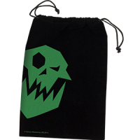 WARHAMMER 40,000 - Ork Dice Bag (Green)
