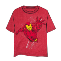 Iron Man Fly Red T-Shirt - Size XL