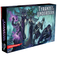 D&D - Tyrants of the Underdark