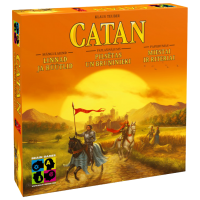 Catan: Linnad ja rüütlid