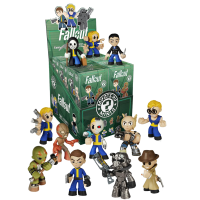 Funko - Fallout Mystery Minis Variant