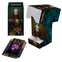 Full-View Deck Box with Tray - Magic: The Gathering - Conspiracy: Take the Crown