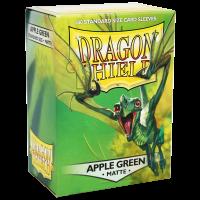 Dragon Shield Standard Sleeves - Matte Apple Green (100)