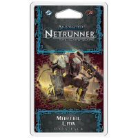 Martial Law (data pack) - Android: Netrunner