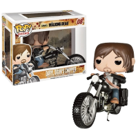 The Walking Dead POP! Vinyl Figure Daryl Dixon´s Chopper 12 cm