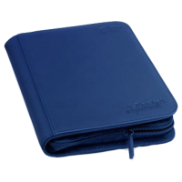 Ultimate Guard 4-Pocket ZipFolio XenoSkin Dark Blue