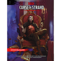 Dungeons & Dragons RPG - Adventure: Curse of Strahd