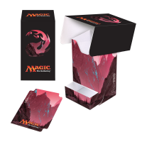 Full-View Deck Box with Tray - Magic: The Gathering - Mana 5 Mountain