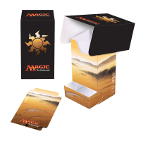 Full-View Deck Box with Tray - Magic: The Gathering - Mana 5 Plains