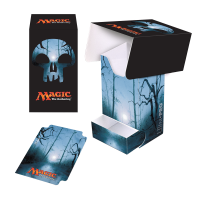 Full-View Deck Box with Tray - Magic: The Gathering - Mana 5 Swamp