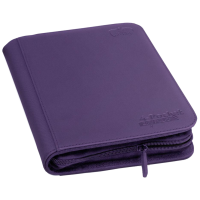 Ultimate Guard 4-Pocket ZipFolio XenoSkin Purple