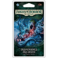 Arkham Horror LCG: Undimensioned and Unseen Mythos Pack