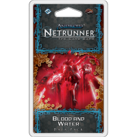 Blood and Water (data pack) - Android: Netrunner