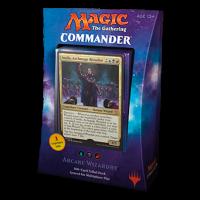 Commander 2017 - Arcane Wizardry