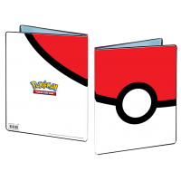 9-pocket Pokemon Portfolio