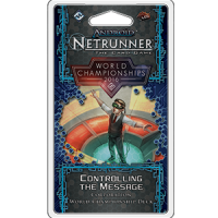 2016 Android: Netrunner LCG: World Champion Corp Deck