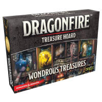 D&D: Dragonfire Wonderous Treasures - Magic Items Deck 1