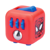 Zuru Antsy Labs Original Fidget Cube - Spiderman