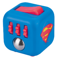 Zuru Antsy Labs Original Fidget Cube - Superman