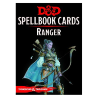 D&D Spellbook Cards - Ranger (46 Cards)