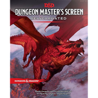 Dungeons & Dragons RPG - Dungeon Master