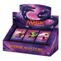 Booster Box - Iconic Masters
