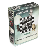 Board Games Sleeves - Non-Glare - Standard (63x88mm) - 50 Pcs