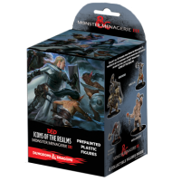 D&D Icons of the Realms - Monster Menagerie 3 Boosters