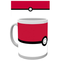 Pokemon Mug Pokeball