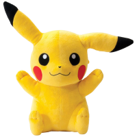 Pokemon Plush Figure Pikachu (tilted ear) 45 cm