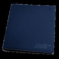 Ultimate Guard 12-Pocket QuadRow Portfolio XenoSkin Dark Blue