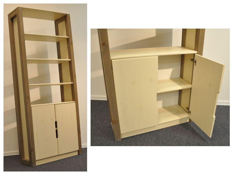 High cabinet with doors
