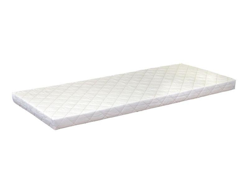 Foam mattress 80x186 cm