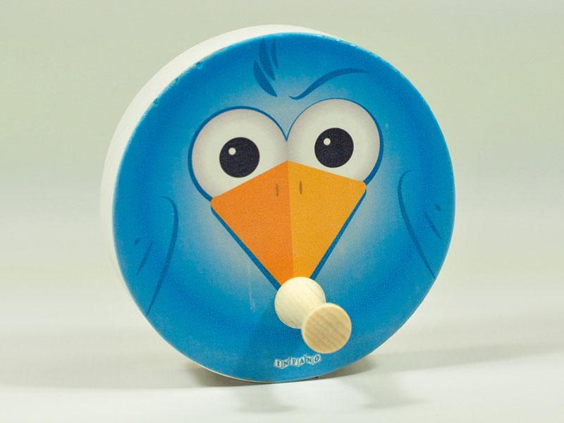 Aufhänger Blauer Vogel