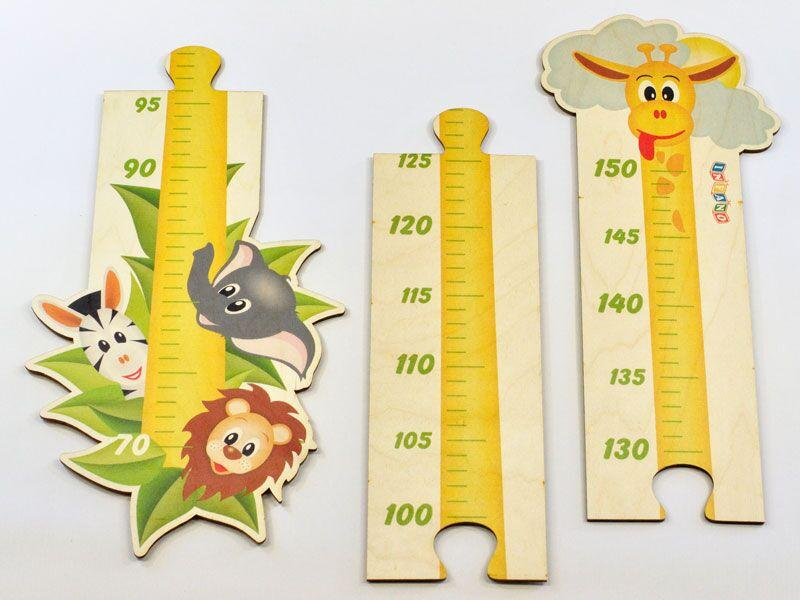 Children Yardstick Safari
