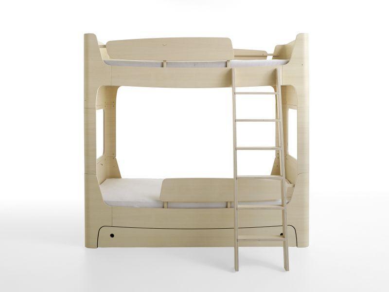 Двухъярусная кровать MILD&WILD