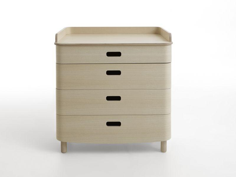 Dresser with changing top MILD&WILD