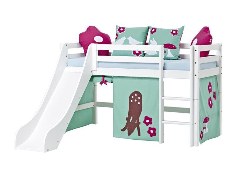 BASIC Rutsche für Halbhohes Bett