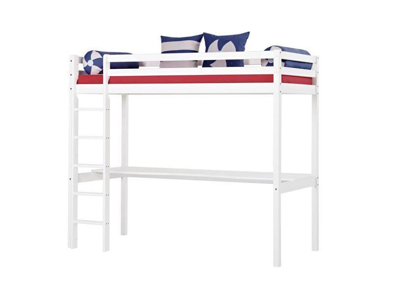 Kõrge moodul voodile BASIC 90x200