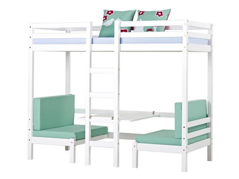 Двухъярусная кровать JUMBO 90x200