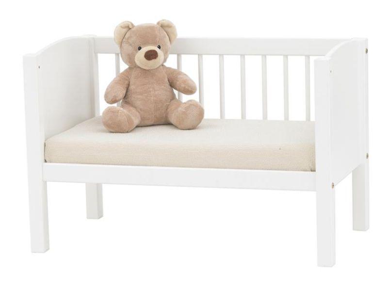 Cradle/Bench - White