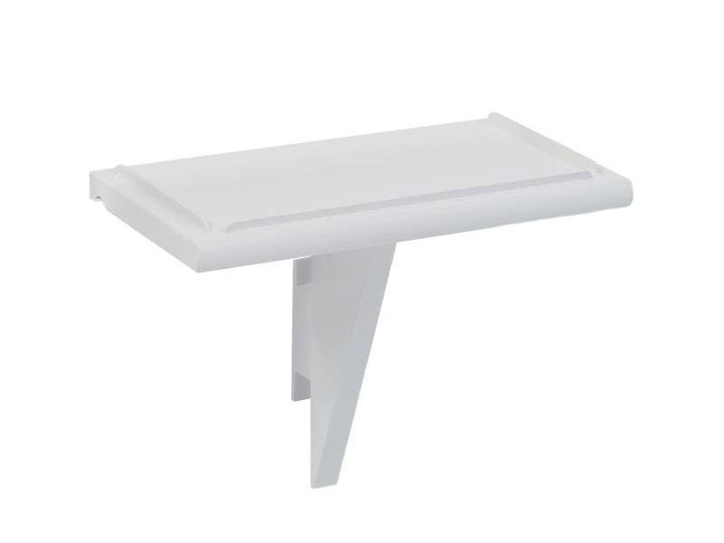 PREMIUM Bed side table - white