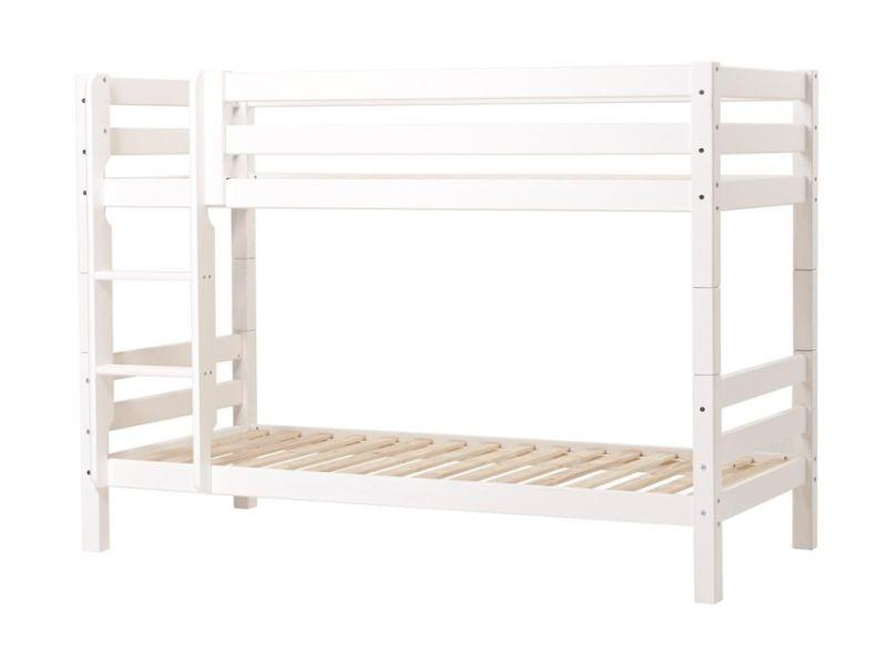 PREMIUM Bunk bed 90x200cm - white