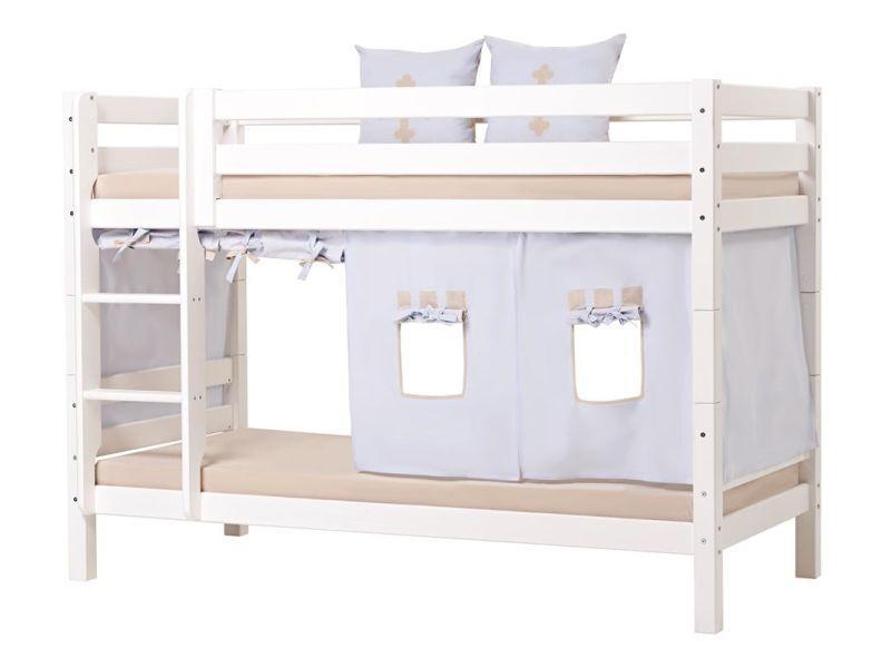 PREMIUM Bunkbed 90x200 white