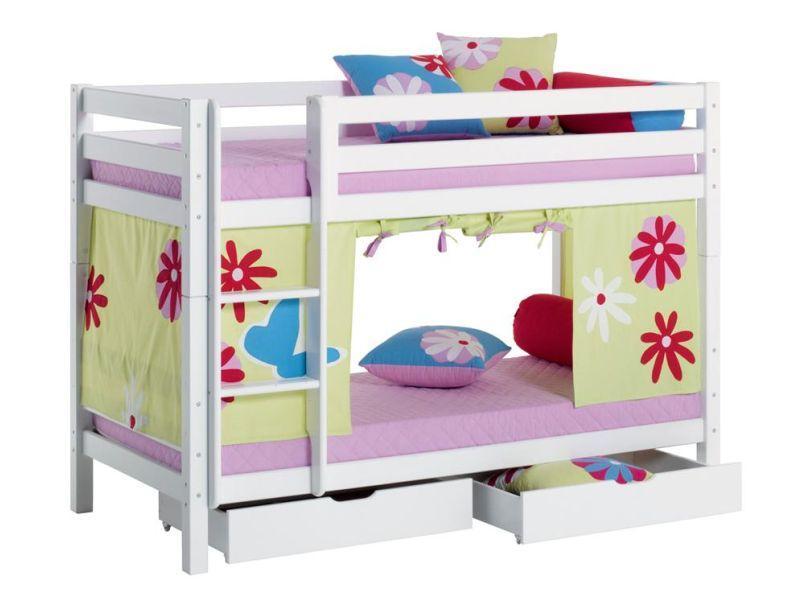 Двухъярусная кровать PREMIUM 90x200