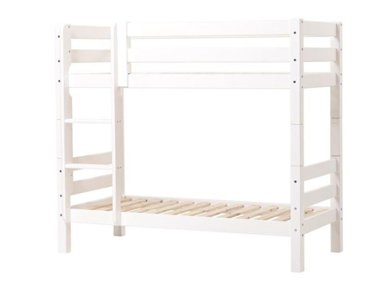 PREMIUM Bunk bed 70x160cm - white