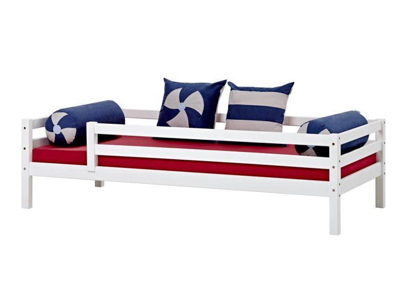 Tagapiirdega voodi BASIC 70x190