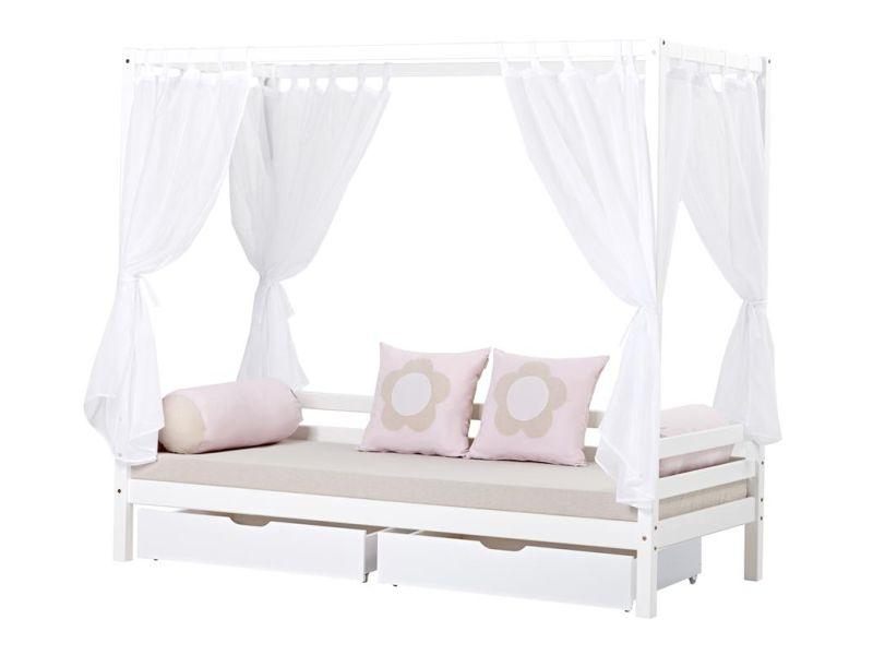 Canopy Bed BASIC 90x200