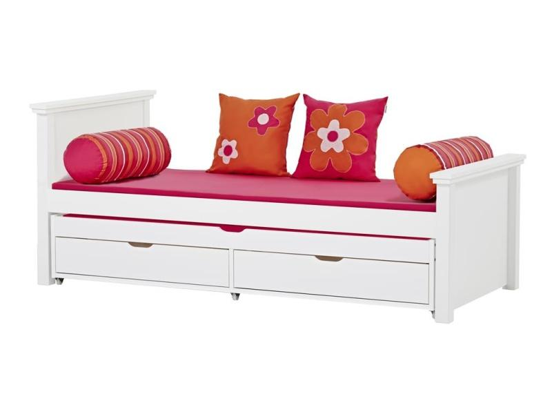 MAJA DELUXE Bed with pull-out bed