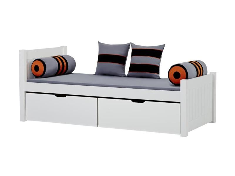 NOAH DELUXE Bed with drawers